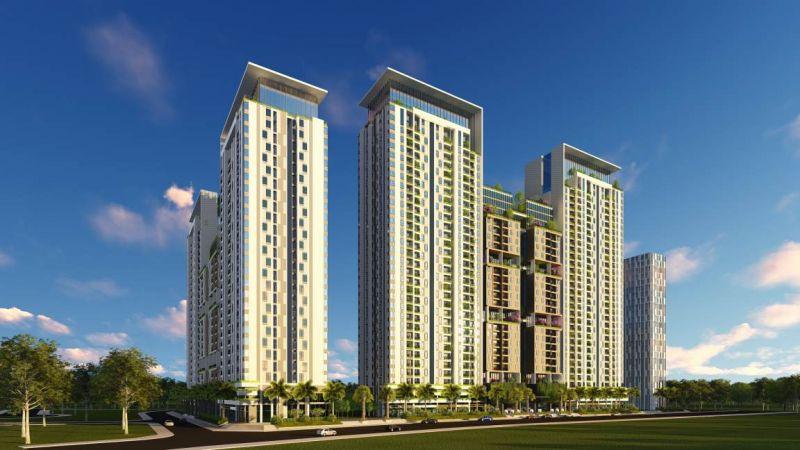 Thiết kế căn hộ Opal City Đất Xanh đánh giá cao về phong thủy