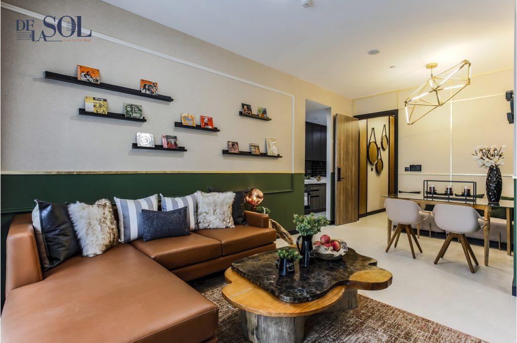 Khu căn hộ NBB GARDEN 3 thành phố tiện ích đậm phong cách phù hợp khả năng
