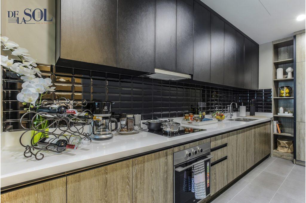 Khu chung cư De La Sol được nhiều khách hàng nước ngoài chú ý