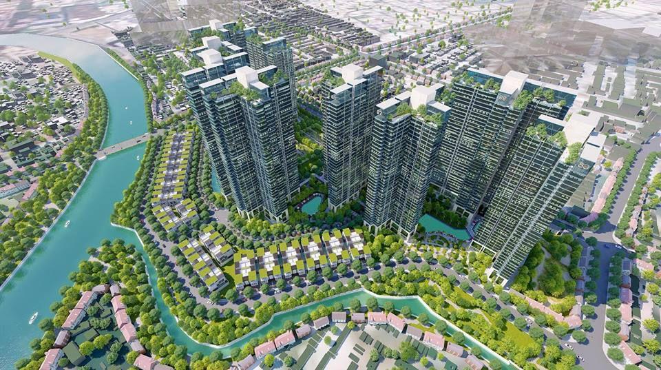 Thông tin về dự án căn hộ Sunshine City Sài Gòn