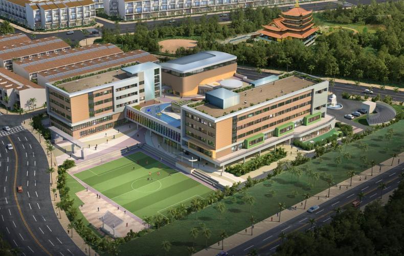 Dự án Raemian City – Dự án trọng điểm của Quận 2 năm 2019
