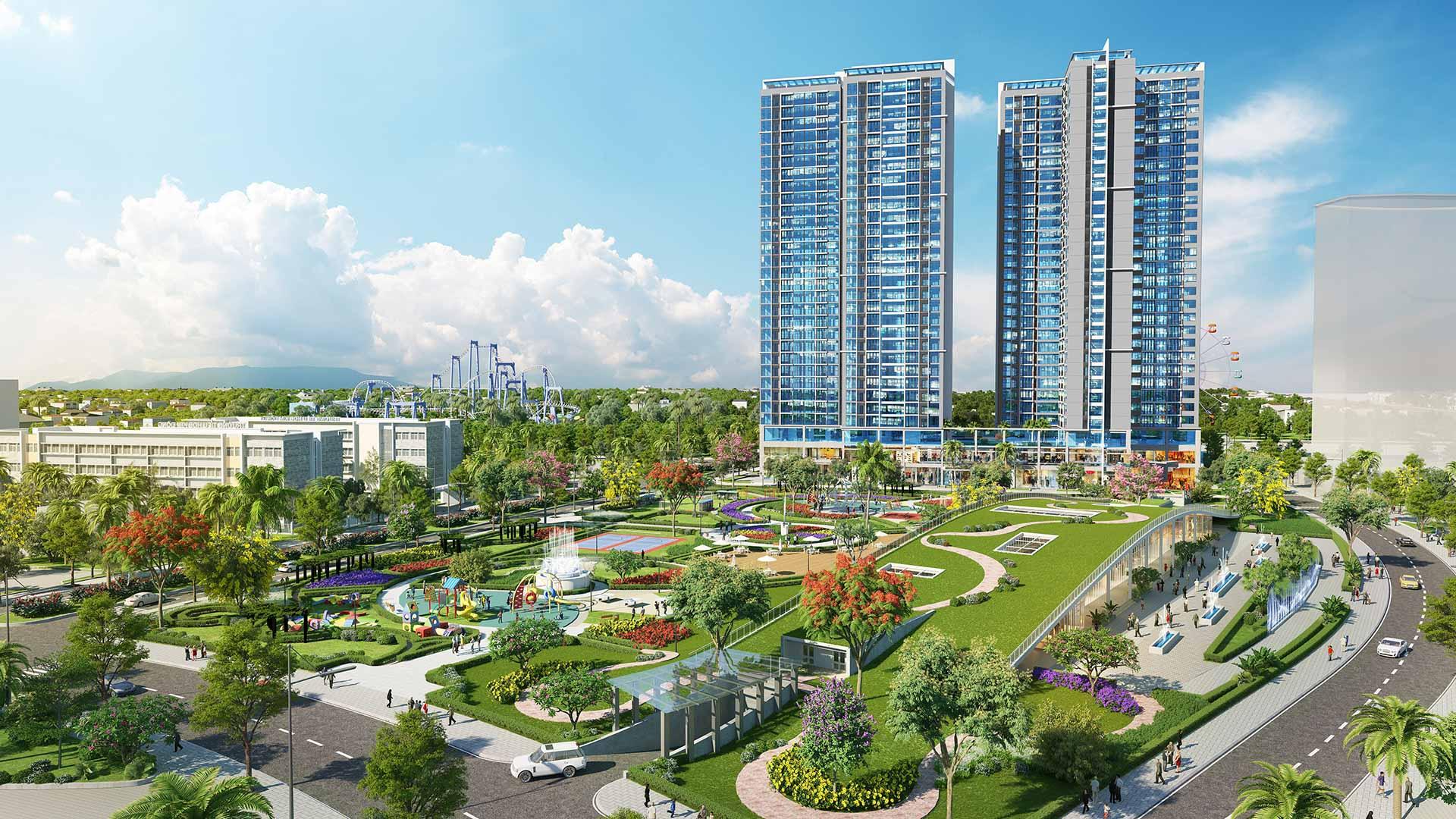 Những lý do nên lựa chọn căn hộ Eco Green Saigon làm nơi an cư