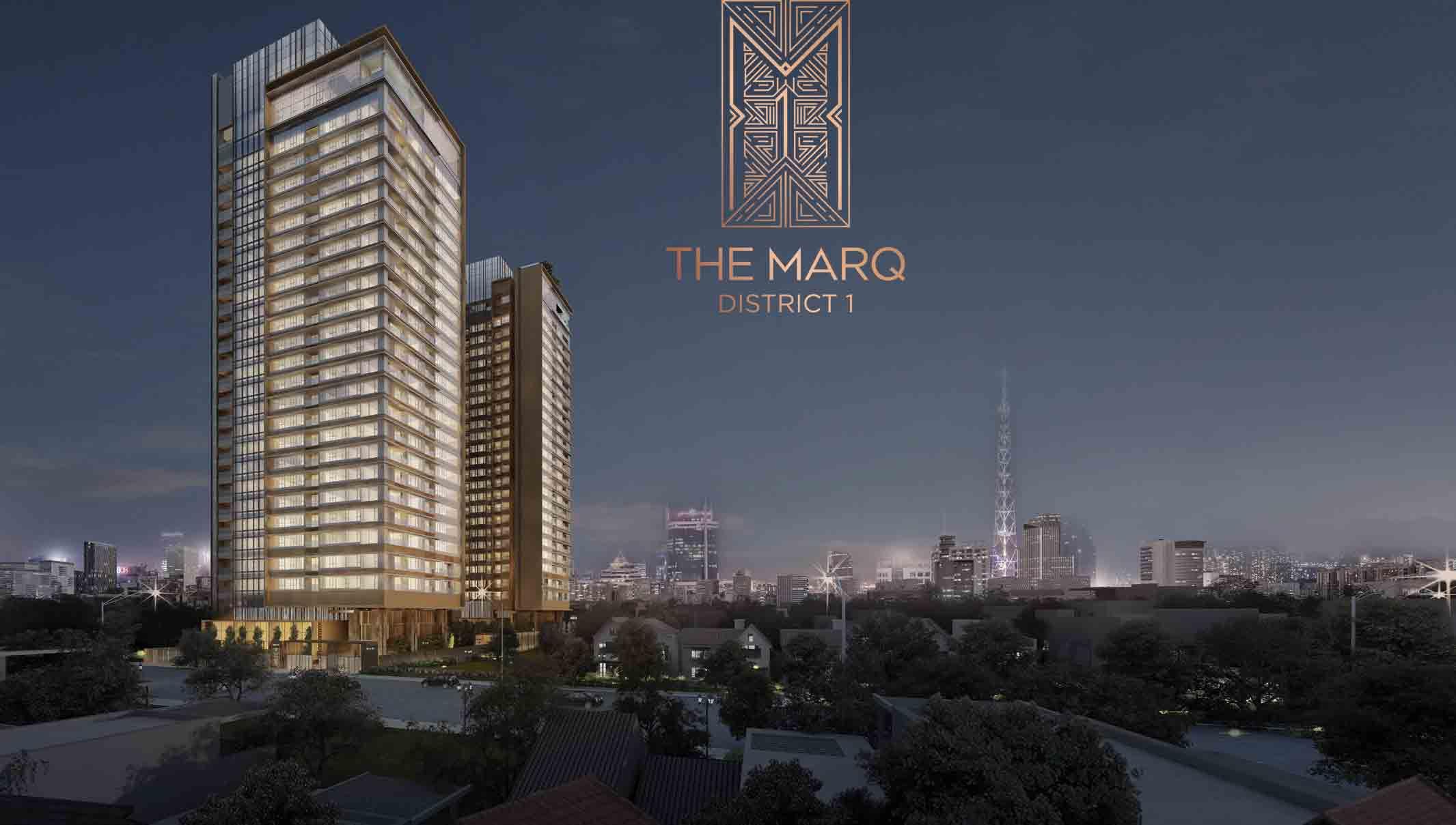 3 điểm nhấn của dự án The MarQ kiến tạo cuộc sống thượng lưu