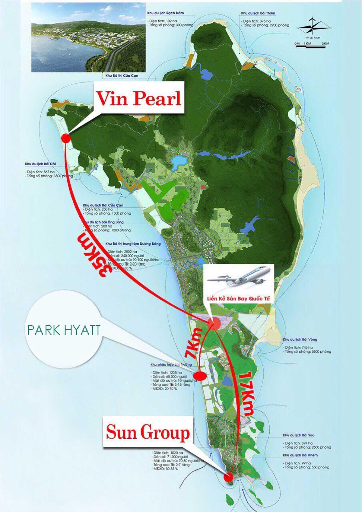 Park Hyatt Phú Quốc có phải là sự lựa chọn phù hợp?