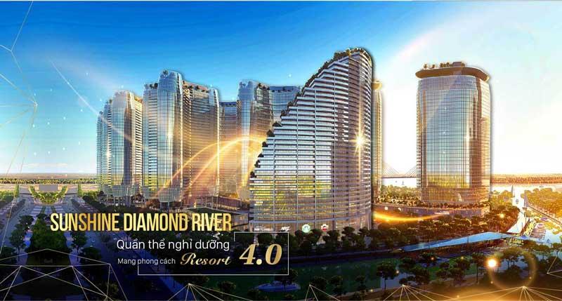 Thông tin tổng quan căn hộ Sunshine Diamond River