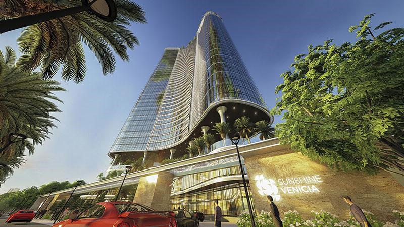 Giá bán dự án Sunshine Venicia Quận 2 có cao không?