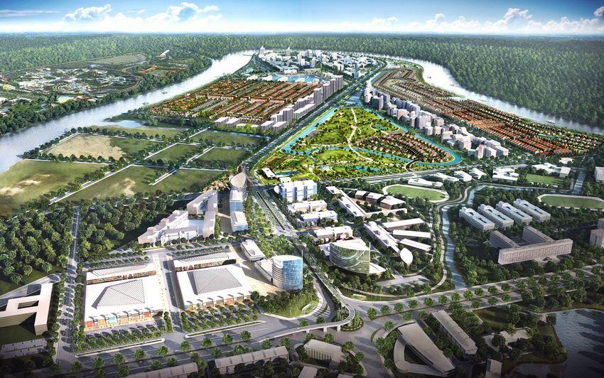 Tổng quan về chủ đầu tư Nam Long