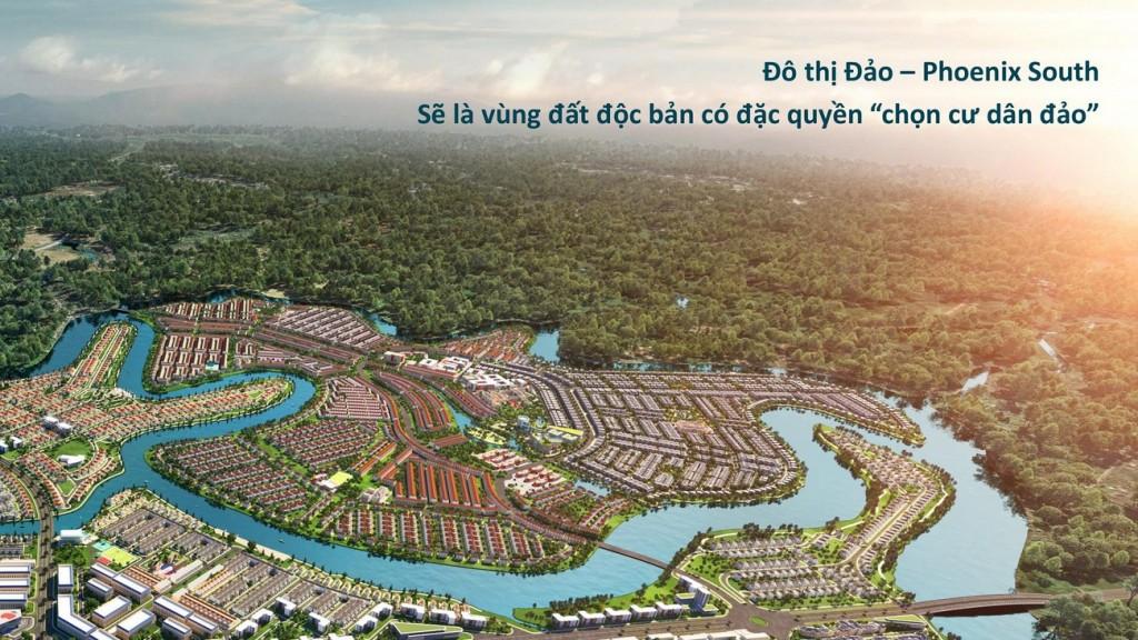 Tìm hiểu chung về dự án Aqua City